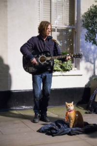 A Street Cat Named Bob Buch Deutsch